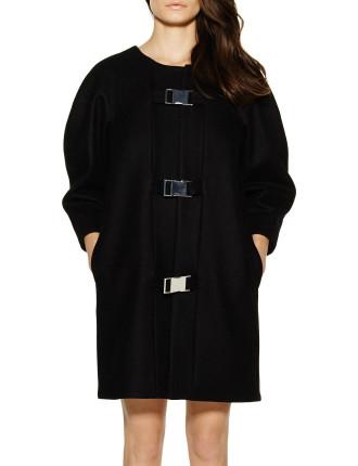 French Line Coat