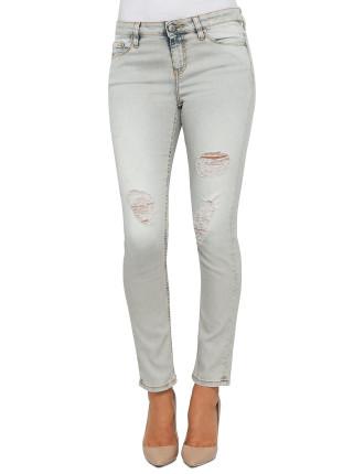 Cortez Low Rise Skinny Jean