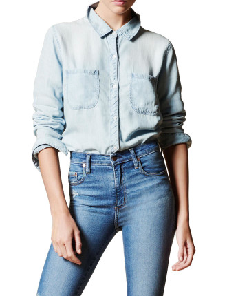 Carter Denim Shirt