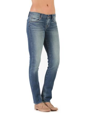 Shannon Slim Straight Leg