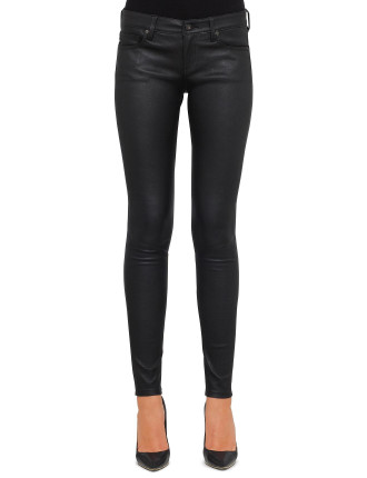 Leather Legging Super Black