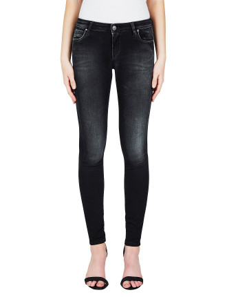 First Low Rise Skinny Jean