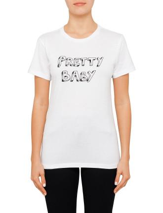 BELLA FREUD CAPSULE 'PRETTY BABY' TEE