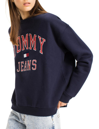 TOMMY JEANS 90s LOGO SWEAT