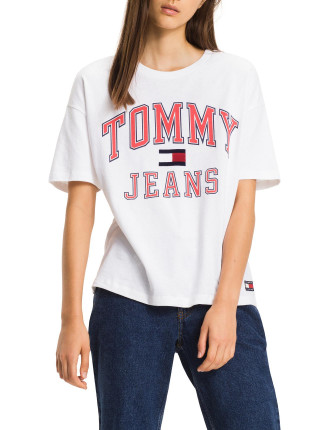 TOMMY JEANS 90s LOGO TEE