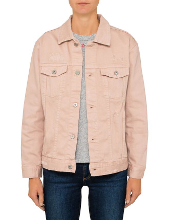 Nancy Denim Jacket