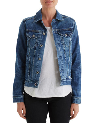 MYA JACKET 10 YEARS MAGNETIC BLUE