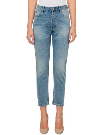 Jill Aged Vintage Denim Jean