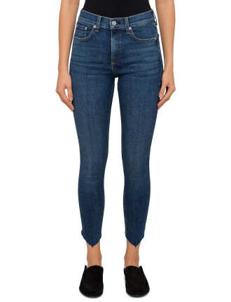 HIGH RISE SKINNY ANKLE