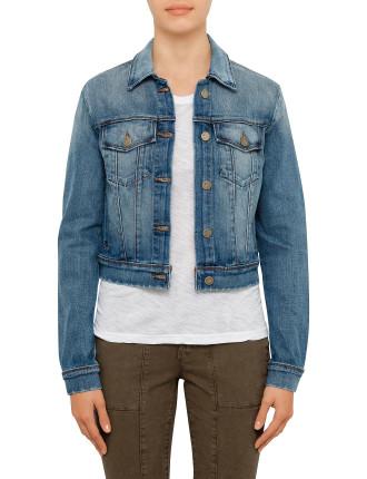 Harlow Shrunken Jacket