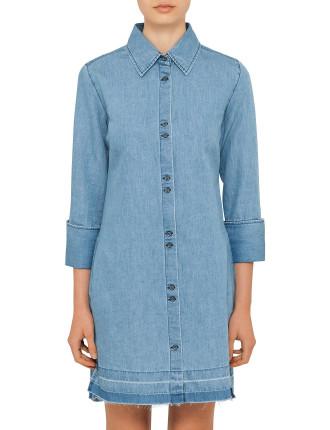 Bacall Shirt Dress