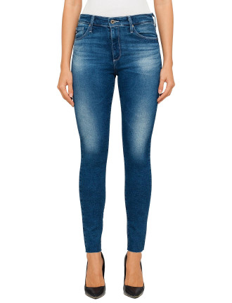 Farrah High Rise Skinny Crop