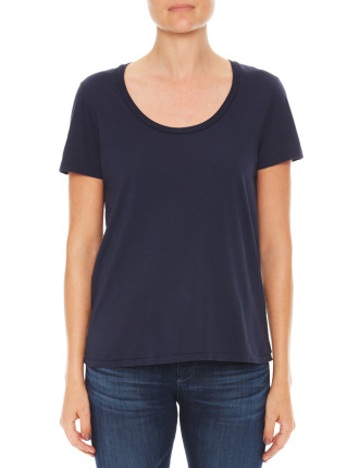 Killian Scoop Neck Tee