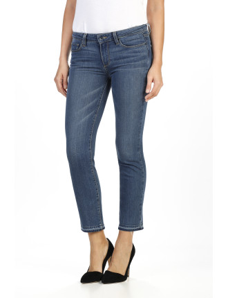 Jacqueline High Rise Straight Jean
