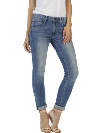 Astrid Mid Rise Skinny Jean