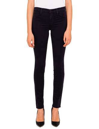 Mid Rise Skinny - Luxe Sateen