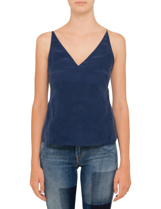 Lucy Silk Cami