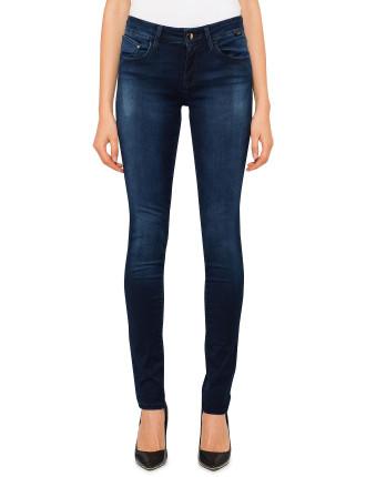 Alexa Mid Rise Skinny Jean