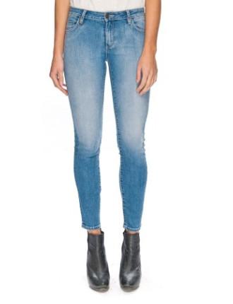 Razor Skinny Ankle Jean
