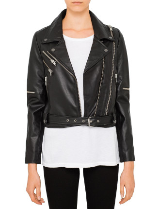 Madison Leather Jacket