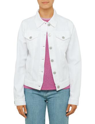 Earth Layers Jacket Original Denim Fit Jacket