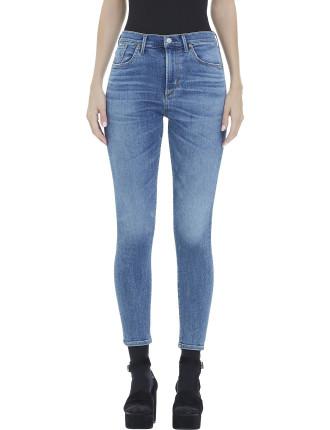 Sophie Crop High Rise Skinny Jean