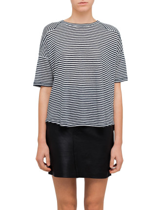 Valley Striped Tee