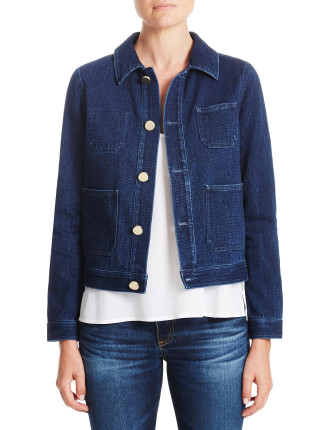 Ruth Denim Jacket