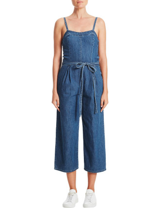 Gisele Denim Jumpsuit