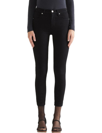 Sophie High Rise Skinny Crop