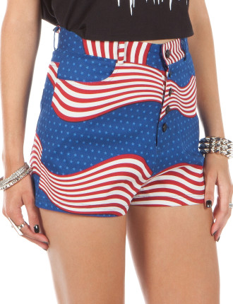 Fly The Flag Shorts