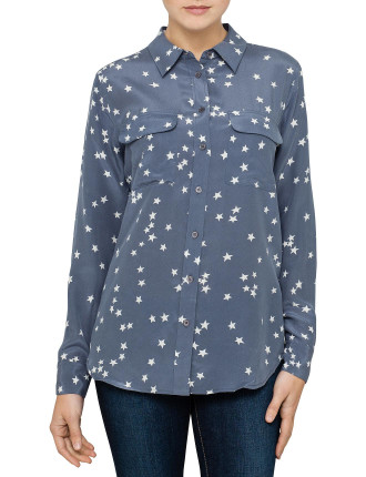 Slim Signature - Star Print