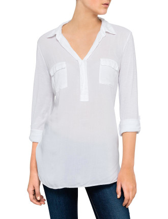 Shirting Rayon Voile Shirt