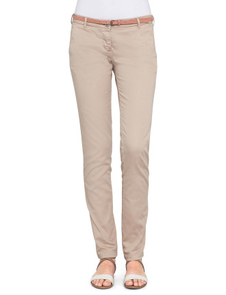 Double Faced Stretch Chino