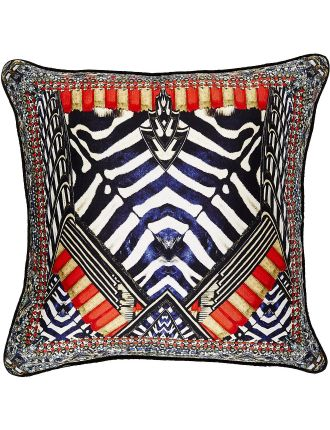 CAMILLA Louwalan Tales Small Square Cushion