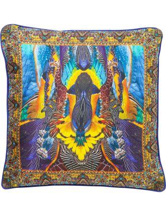CAMILLA Til Dusk Dawn Small Square Cushion