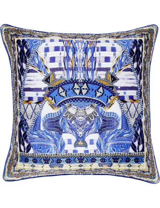CAMILLA Rhythm & Blues Large Square Cushion
