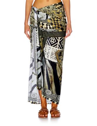 CAMILLA Weave of Wild Long Sarong