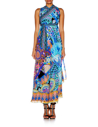 CAMILLA Alice in Essaouira Sarong Multiwear Dress