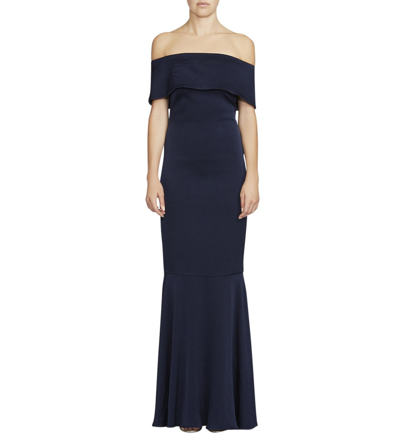 Camilla and marc navy lace dress