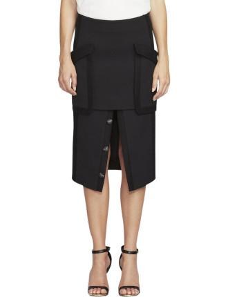 Jiro Tailored Skirt