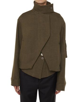 G.I Jo Inner Waisted Corset Jacket
