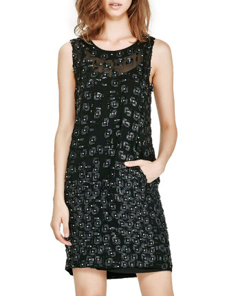 Mosaic Smile Dress