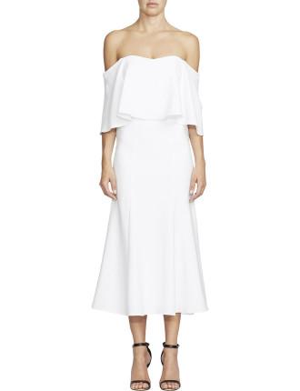 Bridal Off Shoulder Dress