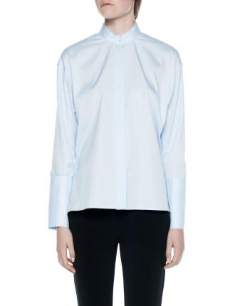 Quarter Frayed Shirt