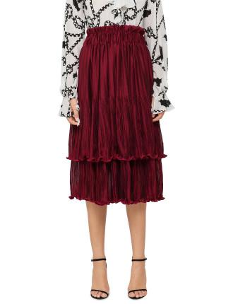 Devotion Pleated Skirt