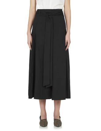 Harper Skirt With Godets