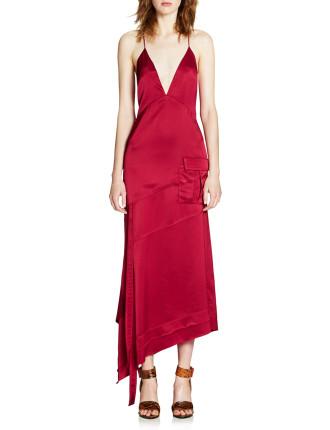 Girls On Fire Utility Dress