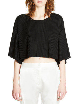 Cruising Together Crop Top