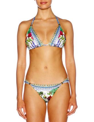 Exotic bikini customers